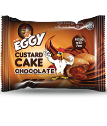 Picture of Ifad Eggy Custard Cake (Chocolate)